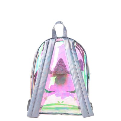 Alternate view of Clear Unicorn Backpack