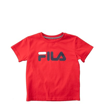 Main view of Fila Logo Tee - Toddler - Red