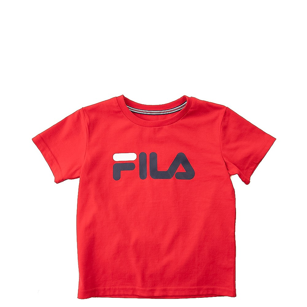 Fila Logo Tee - Toddler