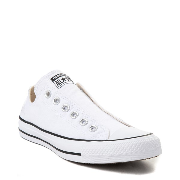 Alternate view of Converse Chuck Taylor All Star Slip On Sneaker - White