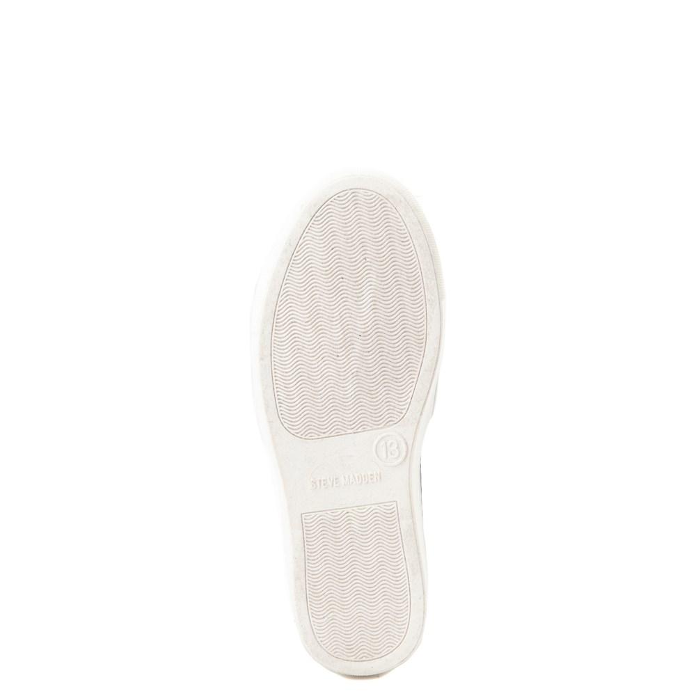 2242d9f156c Steve Madden Ellen Slip On Casual Shoe - Little Kid / Big Kid
