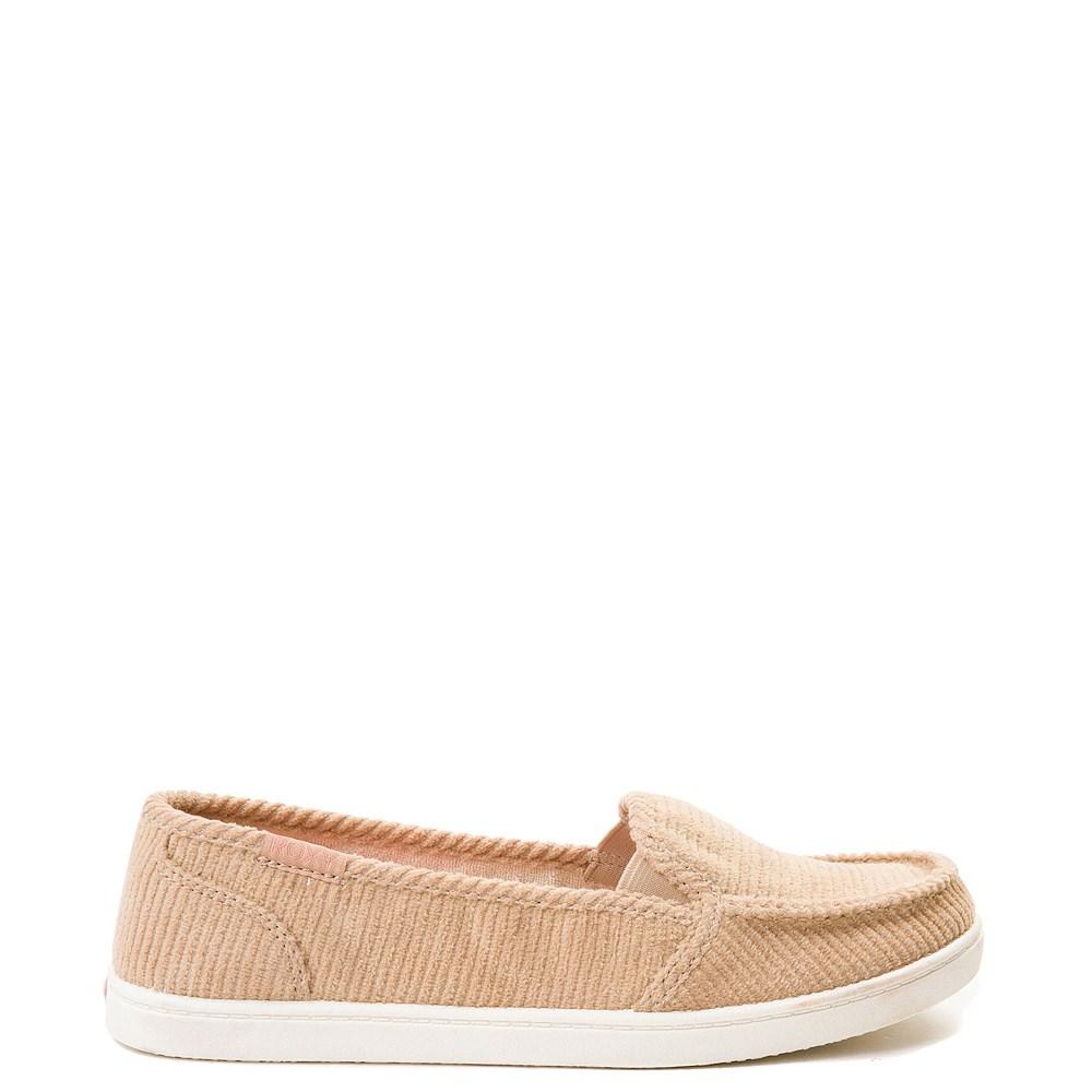 Womens Roxy Minnow Slip On Casual Shoe