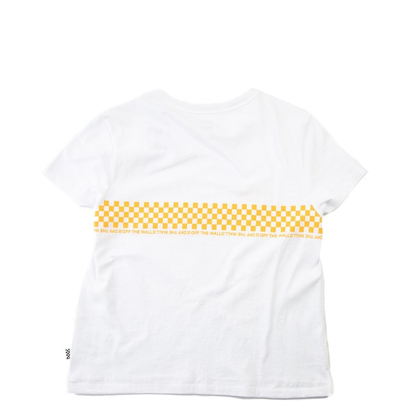 Alternate view of Womens Vans Checkered Baby Doll Tee