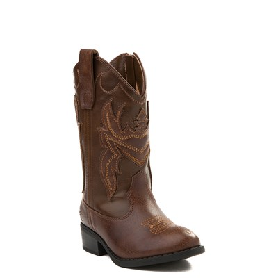 Alternate view of Frye & Co. Bailey Patch Western Boot - Little Kid / Big Kid