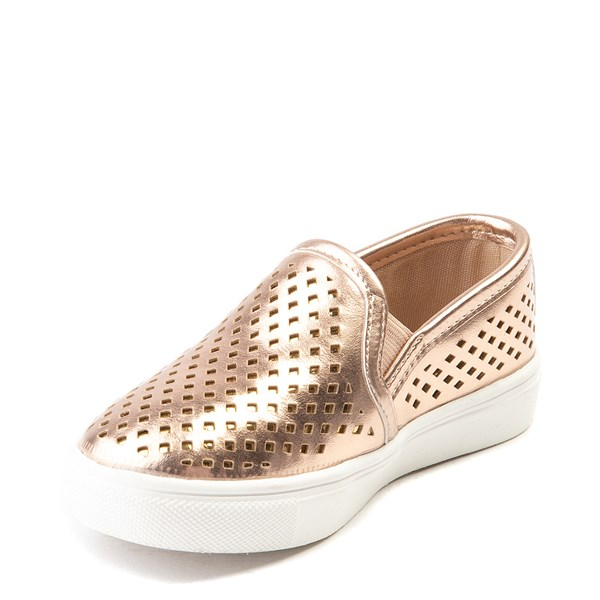 alternate view Steve Madden Ellen Slip On Casual Shoe - ToddlerALT3