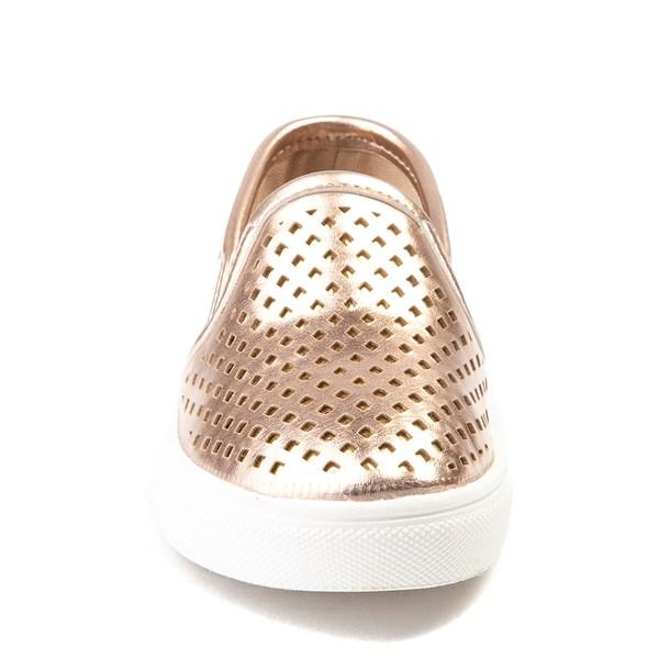 alternate view Steve Madden Ellen Slip On Casual Shoe - ToddlerALT4