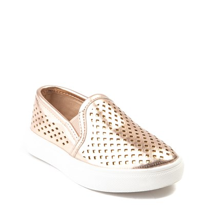 Alternate view of Steve Madden Ellen Slip On Casual Shoe - Toddler