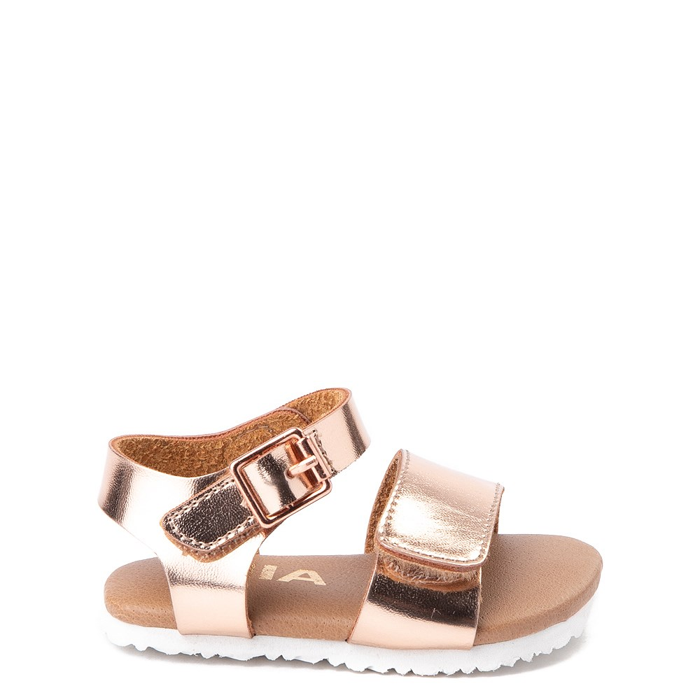 MIA Janie Sandal - Baby - Rose Gold