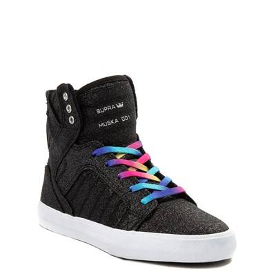 Alternate view of Supra Skytop Skate Shoe - Little Kid / Big Kid