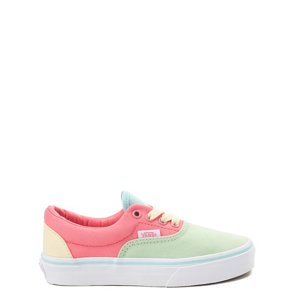 Vans Era Color Block Skate Shoe - Little Kid / Big Kid