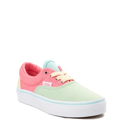 Alternate view of Vans Era Color-Block Skate Shoe - Little Kid / Big Kid