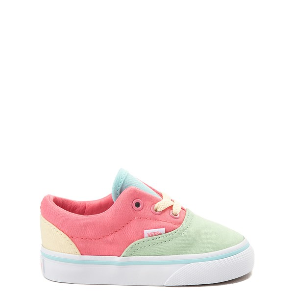 Vans Era Color-Block Pastel Skate Shoe - Toddler