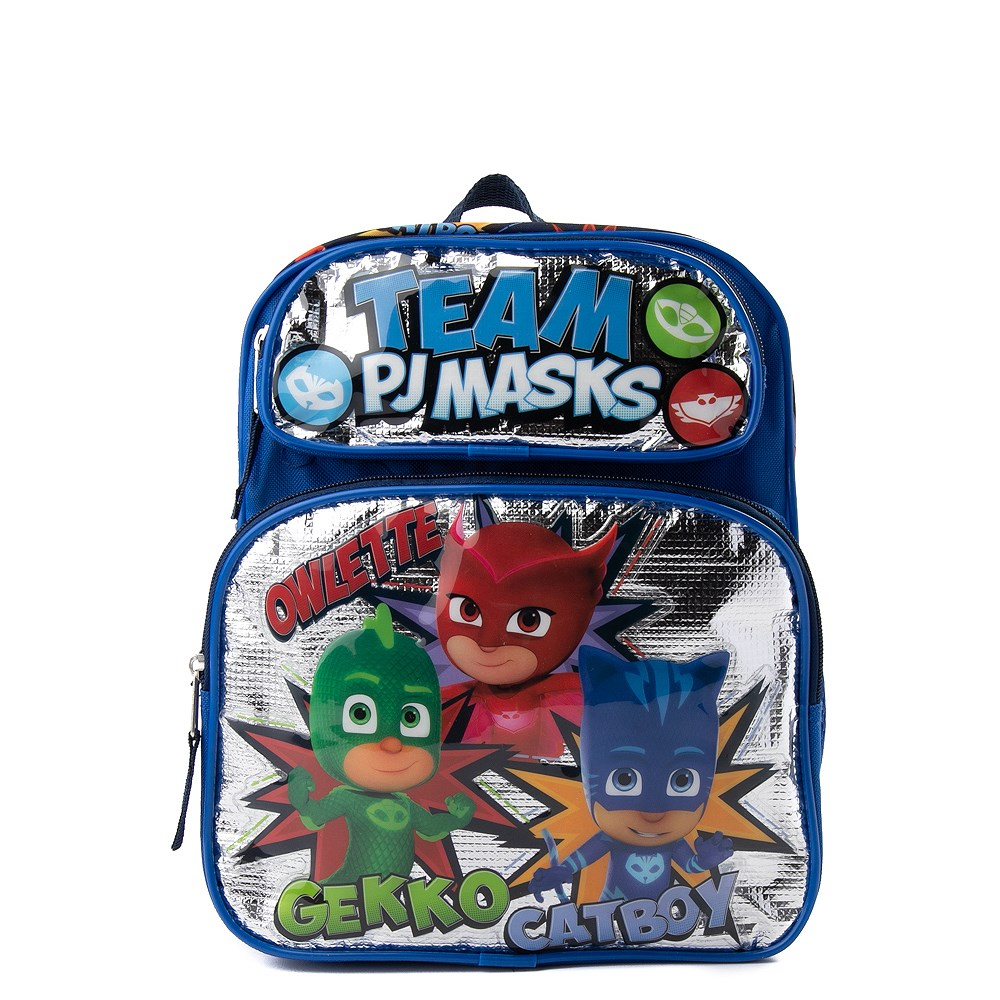 PJ Masks Mini Backpack - Blue / Multi