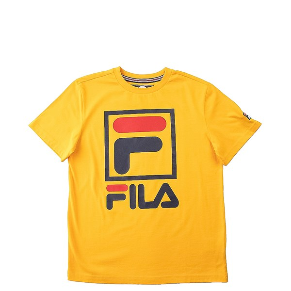 Fila Logo Tee - Little Kid