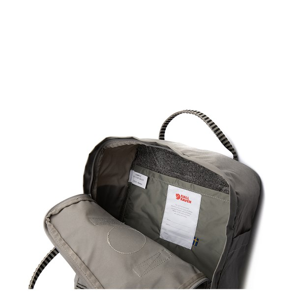 alternate view Fjallraven Kanken Backpack - Fog GrayALT3