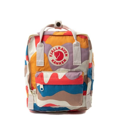 Main view of Fjallraven Kanken Mini Backpack - Multi