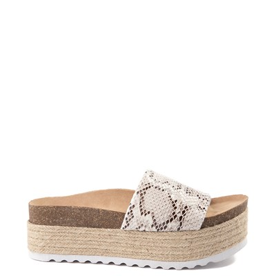 Main view of Womens Dirty Laundry Pippa Platform Slide Sandal