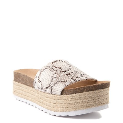 Alternate view of Womens Dirty Laundry Pippa Platform Slide Sandal
