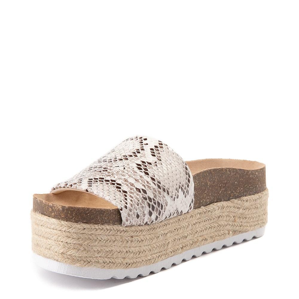 0ce59f35d08f Womens Dirty Laundry Pippa Platform Slide Sandal