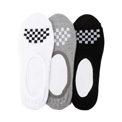 Main view of Womens Vans Canoodle Liners 3 Pack - Multi