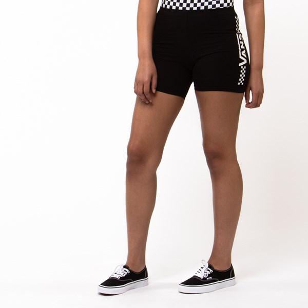 alternate view Womens Vans Funnier Time Bike ShortsALT2