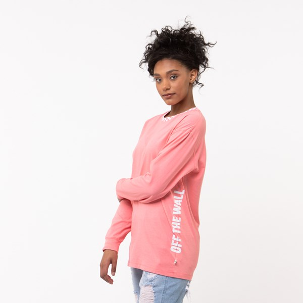 Womens Vans Central Long Sleeve Tee