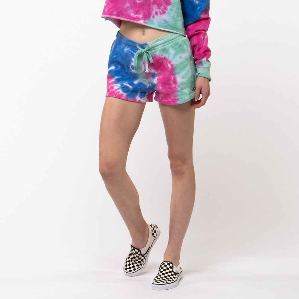 Womens Vans Dye Job Shorts