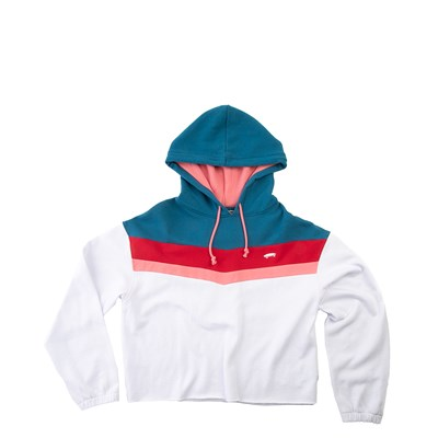 Main view of Womens Vans Inverce Cropped Hoodie
