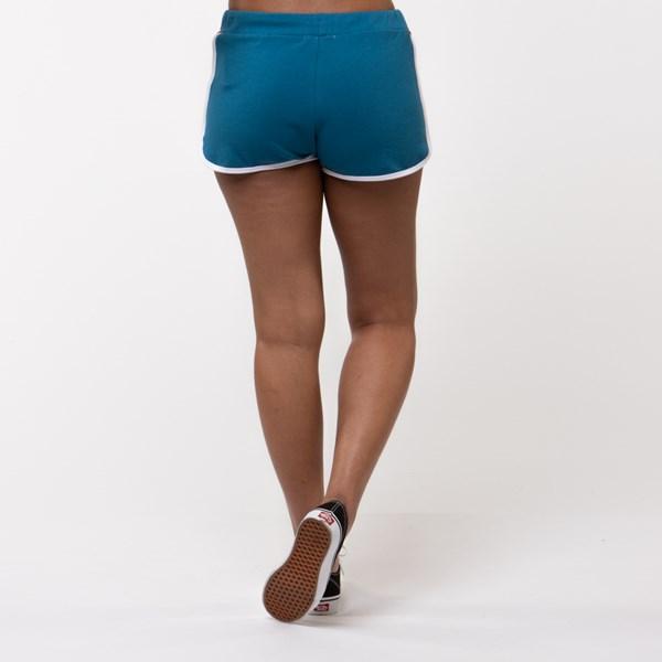 alternate view Womens Vans Inverce Fleece ShortsALT2