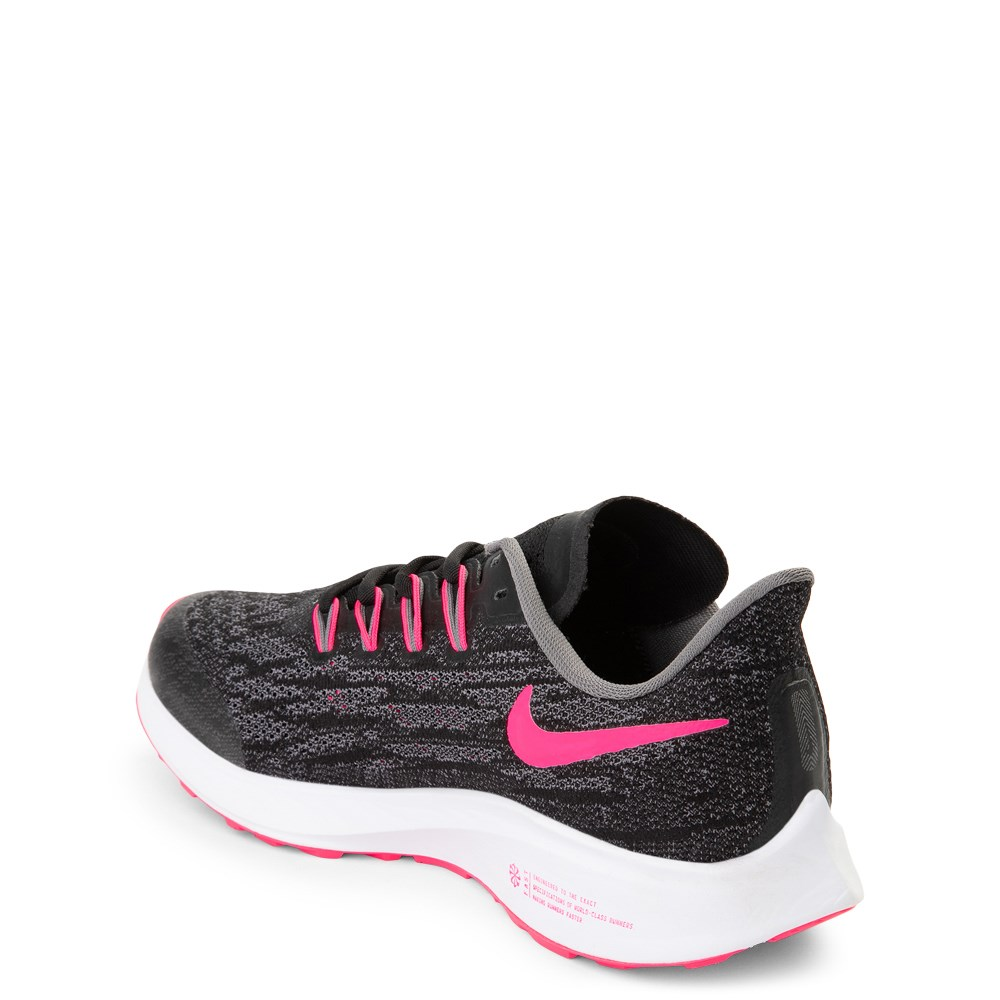 40d34704f alternate view Nike Air Zoom Pegasus 36 Athletic Shoe - Big KidALT2