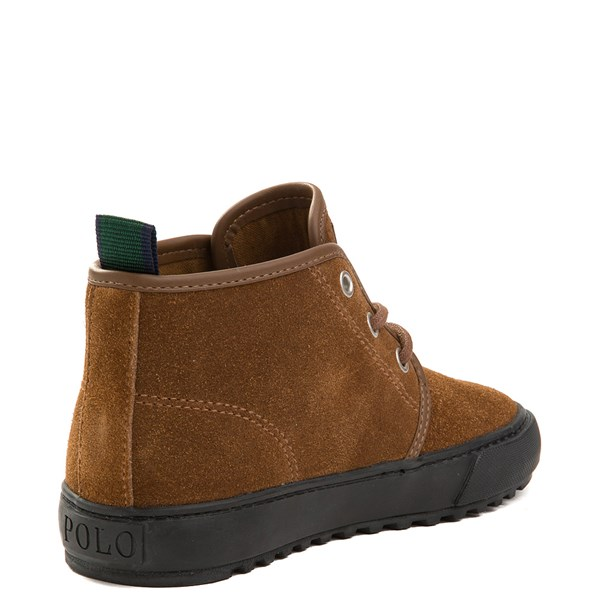 alternate view Chett Suede Casual Shoe by Polo Ralph Lauren - Little KidALT2