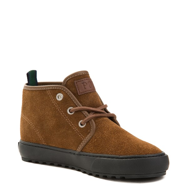 alternate view Chett Suede Casual Shoe by Polo Ralph Lauren - Little KidALT3