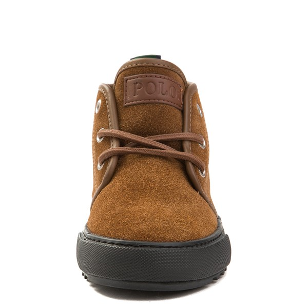 alternate view Chett Suede Casual Shoe by Polo Ralph Lauren - Little KidALT4