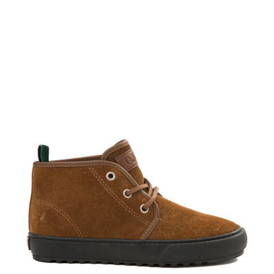 Main view of Chett Suede Casual Shoe by Polo Ralph Lauren - Little Kid