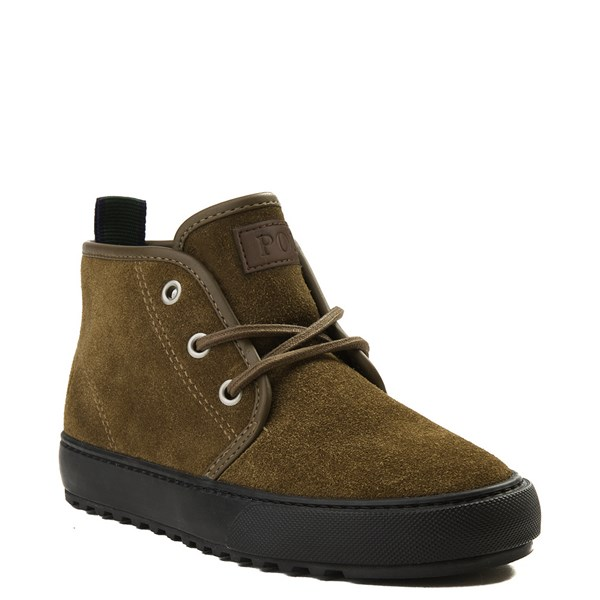 Alternate view of Chett Suede Casual Shoe by Polo Ralph Lauren - Big Kid