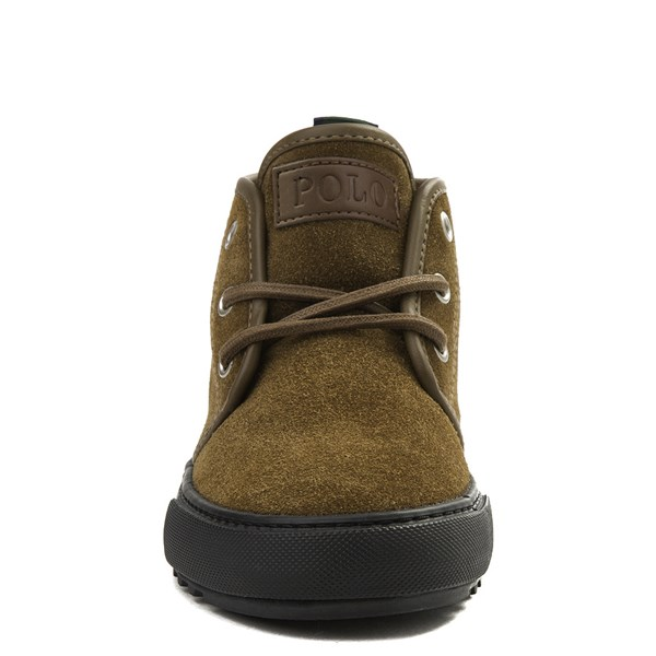 alternate view Chett Suede Casual Shoe by Polo Ralph Lauren - Big KidALT4