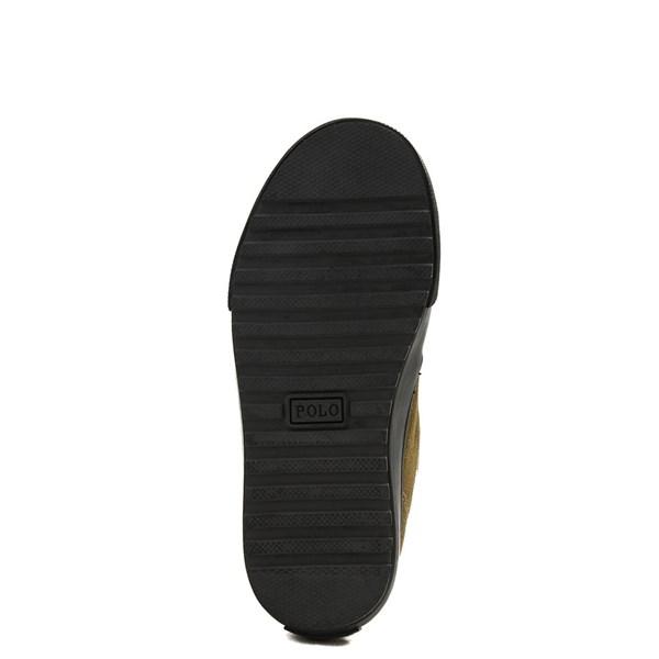alternate view Chett Suede Casual Shoe by Polo Ralph Lauren - Big KidALT5