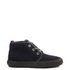 Chett Suede Casual Shoe by Polo Ralph Lauren - Big Kid