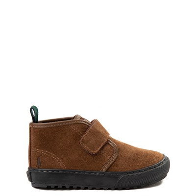 Main view of Chett Suede Casual Shoe by Polo Ralph Lauren - Baby / Toddler