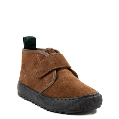 Alternate view of Chett Suede Casual Shoe by Polo Ralph Lauren - Baby / Toddler