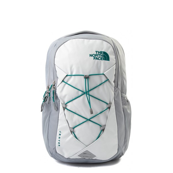 Main view of Womens The North Face Jester Backpack - Tin