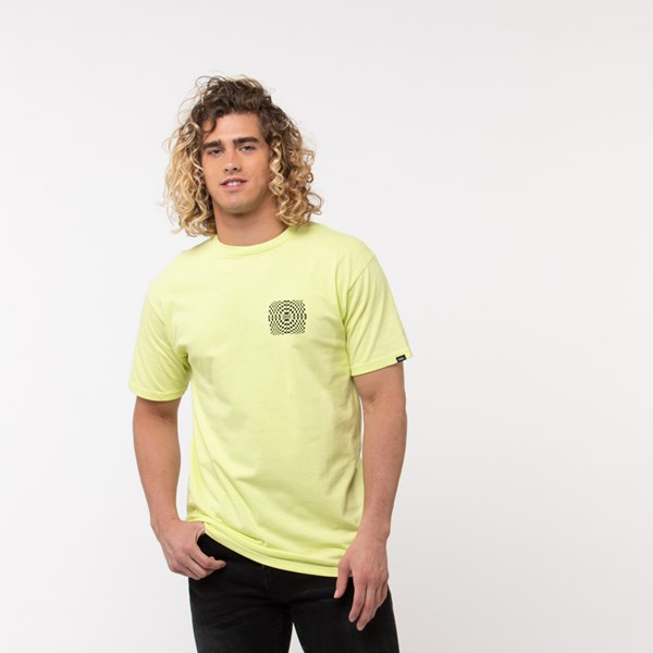 Mens Vans Warped Check Tee