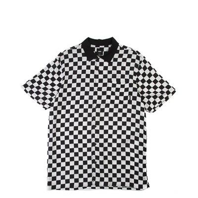Main view of Mens Vans Checker Camp Shirt
