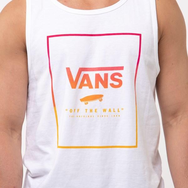 alternate view Mens Vans Box Logo TankALT4