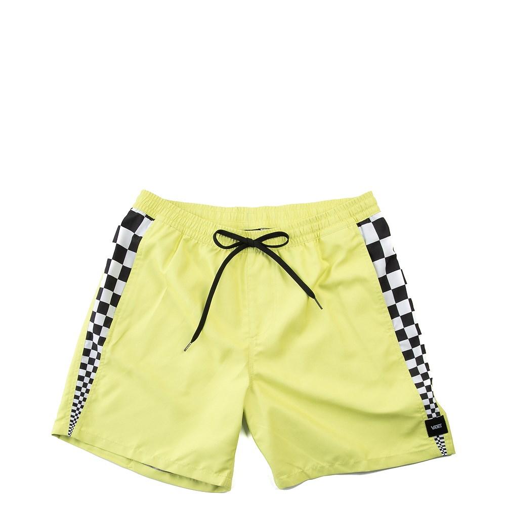 Mens Vans Chex Volley Shorts