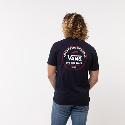 Alternate view of Mens Vans Authentic Original Tee