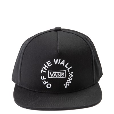 Main view of Vans Off The Wall Distort Strapback Hat