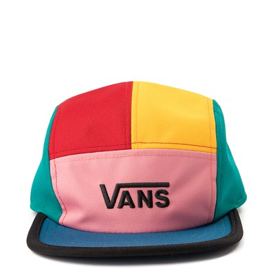 Main view of Vans Patchy Hat - Multi