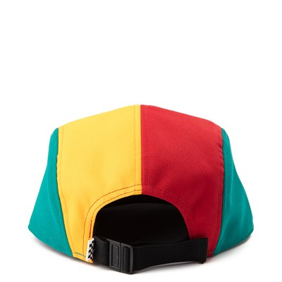 Alternate view of Vans Patchy Hat - Multi