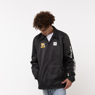 Main view of Mens adidas Beavis & Butt-Head Jacket